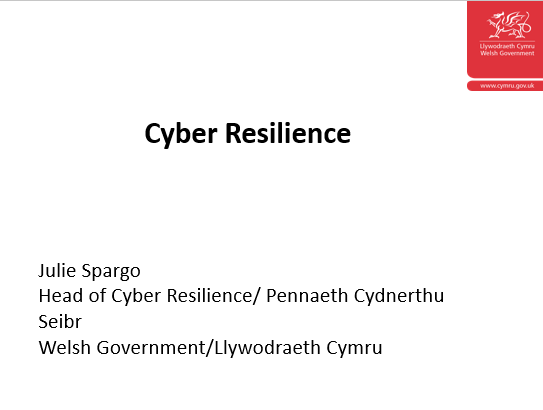 Cyber Resilience presentation English